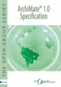 Van Haren Publishing - Archimate 1.0 Specification.