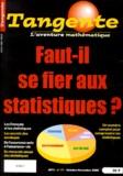 Gilles Cohen et  Collectif - Tangente N° 77, Octobre-Novem : Faut-il se fier aux statistiques ?.