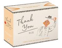 Architectu Princeton - Thank you box: 20 thank you cards by 5 artists.