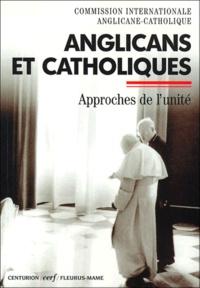 ANGLICANS ET CATHOLIQUES. Approches de lunité.pdf
