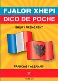Ardian Marashi - Dictionnaire de poche albanais-français & français-albanais.