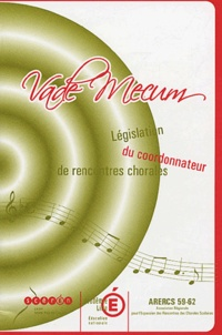 Deedr.fr Vade Macum Législation du Coordonnateur de Rencontres Chorales Image