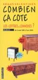 Argus Valentine - Combien ça cote, les coffres & commodes ? - Meubles de Louis XIII à l'an 2000.