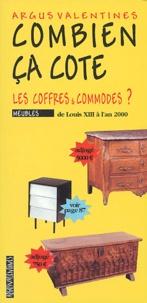 Corridashivernales.be Combien ça cote, les coffres & commodes ? - Meubles de Louis XIII à l'an 2000 Image