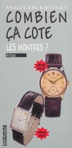 Argus Valentine - Combien ça cote les montres ?.