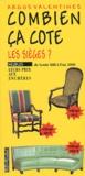 Argus Valentine - Combien ça cote les sièges ? - Meubles de Louis XIII à l'an 2000.