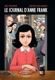 Ari Folman et David Polonsky - Le journal d'Anne Frank - Roman graphique.