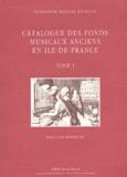 ARIAM Ile-de-France - .