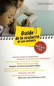 Deedr.fr Guide de la scolarité de vos enfants - De la maternelle au Bac Image