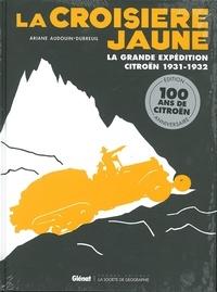 Téléchargement gratuit de livre textile La croisière jaune  - La grande expédition Citroën 1931-1932