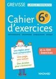 Ariane Carrère - Français 6e Grevisse - Cahier de l'élève.