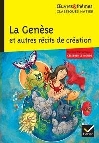 Ariane Carrère - La Genèse et autres récits de création.