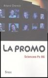 Ariane Chemin - La promo - Sciences-Po 1986.