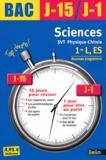Ariane Pasco et Emilie Rudault - Sciences SVT Physique-Chimie 1e L, ES.