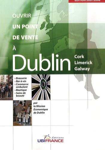 Ariane Viadère - Ouvrir un point de vente à Dublin - Cork, Limerick, Galway.