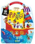 Arianna Osti - Pirates - Ma valisette de jeux.