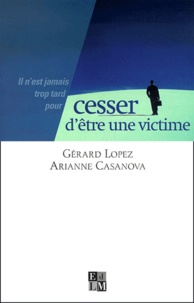 Arianne Casanova et Gérard Lopez - .