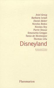Ariel Kenig et Barbara Israël - Disneyland - Nouvelles.