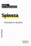 Ariel Suhamy - Spinoza - Philosophe en équilibre.