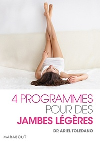 Accentsonline.fr 4 programmes pour des jambes légères Image