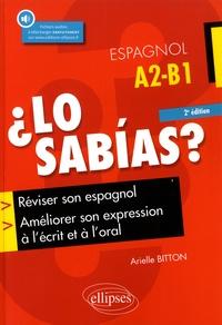 Téléchargements gratuits de google books ¿Lo sabias?  - Réviser son espagnol, améliorer son expression à l'écrit et à l'oral RTF FB2 MOBI (Litterature Francaise)