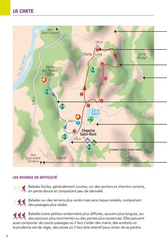 Autour de Serre-Ponçon. Embrun, Savines-le-Lac, Les Orres, Crévoux, Chorges, Réallon, Châteauroux-les-Alpes