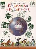 Arielle Vonderscher et Muriel Vonderscher - Chansons enchantées CM2 - Volume 4, Livre de l'élève. 1 CD audio