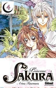 Arina Tanemura - Princesse Sakura Tome 4 : .