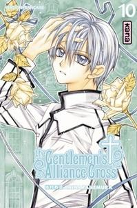 Arina Tanemura - The Gentlemen's Alliance Cross Tome 10 : .