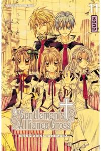 Arina Tanemura - The Gentlemen's Alliance Cross Tome 11 : .