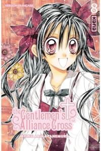 Arina Tanemura - The Gentlemen's Alliance Cross Tome 8 : .