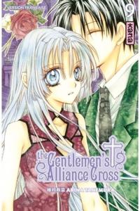 Arina Tanemura - The Gentlemen's Alliance Cross Tome 9 : .
