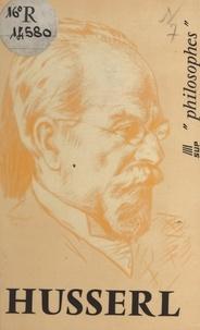 Arion Lothar Kelkel et René Schérer - Husserl.