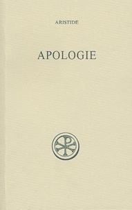 Aristide - Apologie.