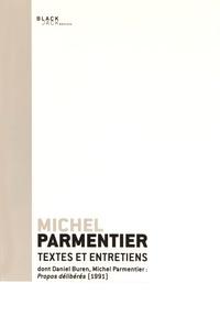 Aristide Bianchi - Michel Parmentier - Textes et entretiens.