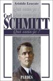 Aristide Leucate - Carl Schmitt.