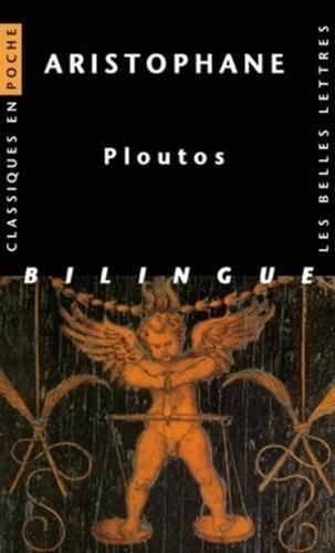 Aristophane et Victor Coulon - Ploutos - Edition bilingue français-grec ancien.