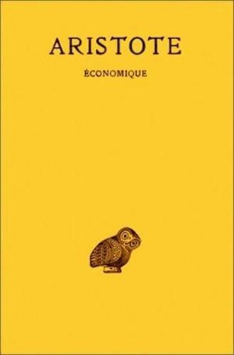 Aristote - Economique.