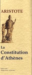 Aristote - La Constitution d'Athènes.