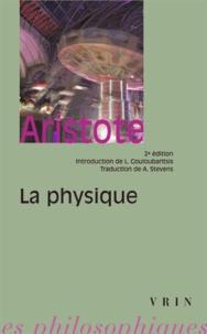 Aristote - La physique.