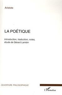 Aristote - La poétique.