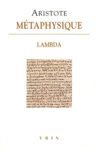 Métaphysique - Livre Lambda.pdf