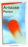 Aristote et Pierre Pellegrin - Physique.