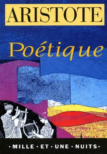 Aristote - Poétique.