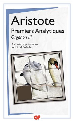 Aristote - Premiers analytiques.
