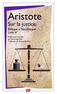Sur la justice - Ethique à Nicomaque Livre V.pdf
