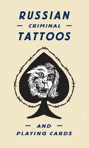 Arkady Bronnikov - Russian criminal tattoo & playing cards.