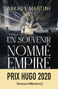 Arkady Martine - Teixcalaan Tome 1 : Un souvenir nommé empire.