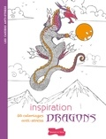 Arkady Roytman et Christy Shaffer - Inspiration dragons - 50 coloriages anti-stress.