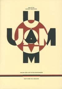 Arlette Barré-Despond - UAM - Union des artistes modernes.